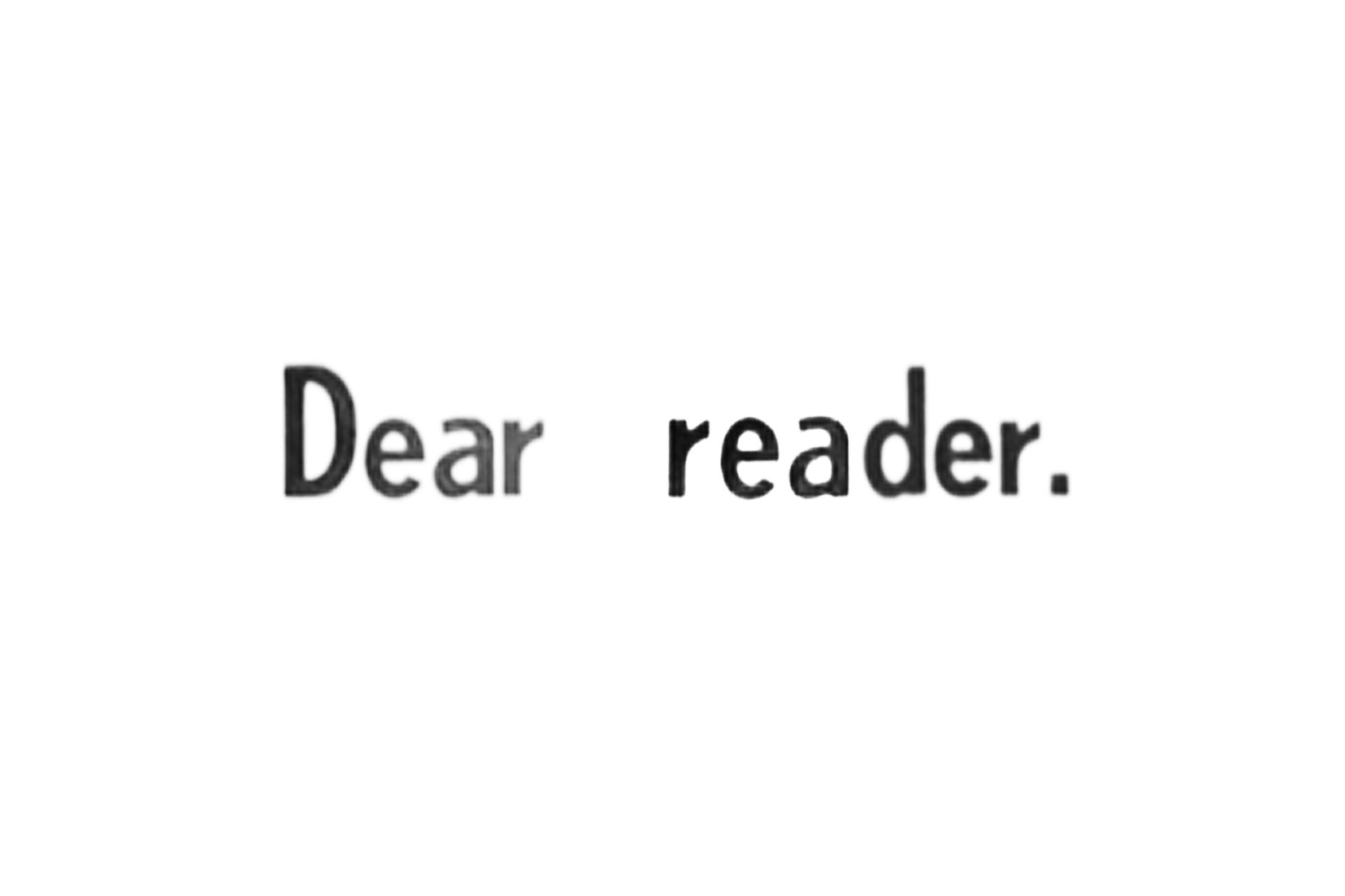 dear_reader